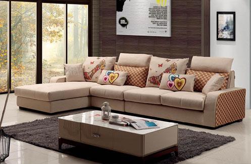 Bộ ghế sofa hiện đại da bò giá hạt dẻ