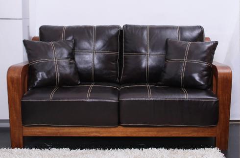 Bộ Sofa da phòng khách quý tộc