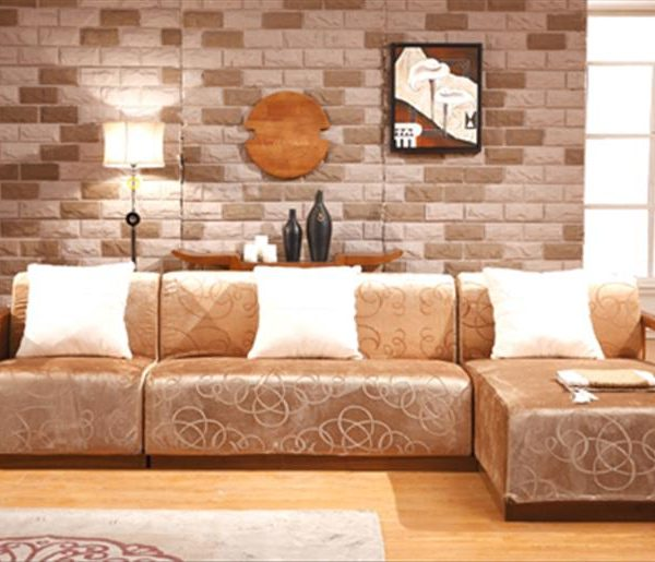 Sofa phòng khách thanh lịch hiện đại