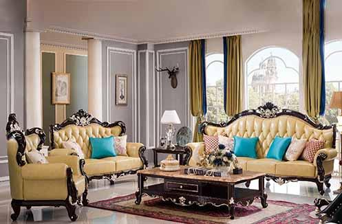 Bộ sưu tập sofa nhập khẩu Châu Âu mới nhất tại Vương Quốc Sofa