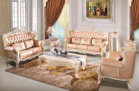 Sofa tân cổ điển là gì? Lý do chọn sofa tân cổ điển cho phòng khách sang trọng