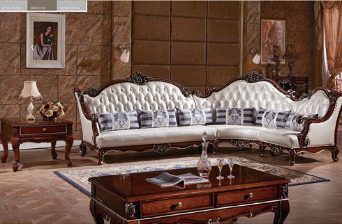 Bộ sofa tân cổ điển thiết kế trang nhã thời thượng