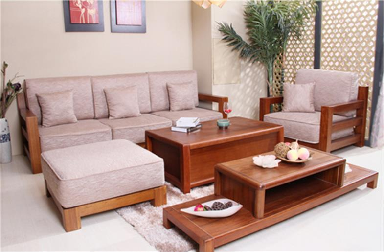 Sofa phòng khách Coutry Style cao cấp