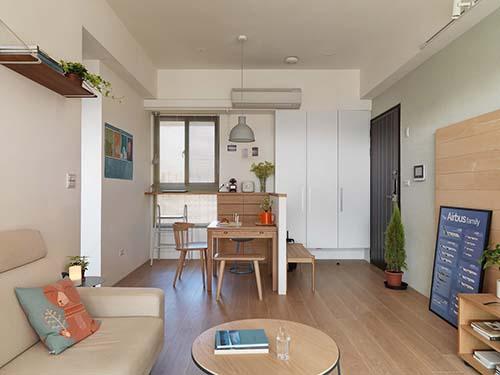Ấn tượng với phong cách thiết kế nội thất chung cư hiện đại