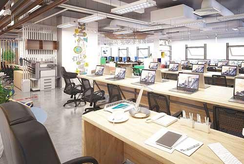 Những  phương  án lựa chọn nội thất văn phòng phù hợp 2019