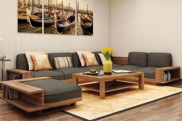 Cùng tìm hiểu về kích thước sofa gỗ theo đúng tiêu chuẩn