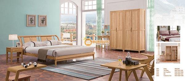 Tuyển tập các set nội thất phòng ngủ đơn giản đẹp cực HOT
