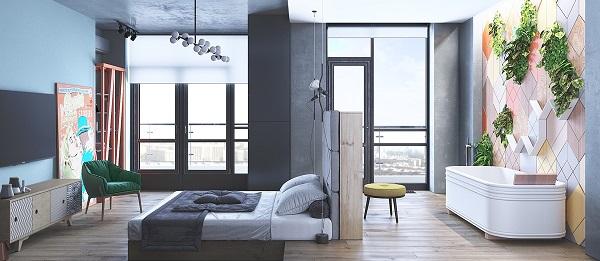 5 ý tưởng trang trí phòng ngủ bình dân mà đầy ấn tượng