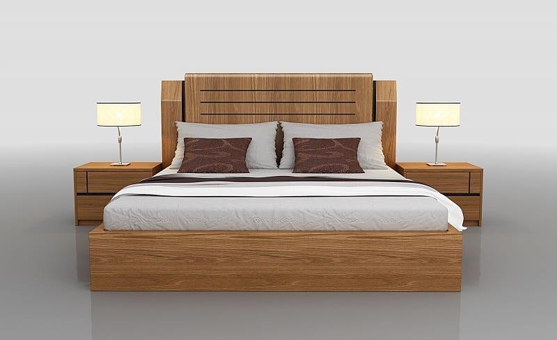 Hỏi - đáp: Kích thước giường đôi tiêu chuẩn là bao nhiêu?
