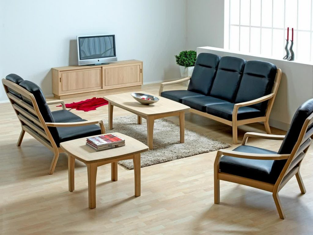 Chốt đơn ngay mẫu bàn ghế gỗ đơn giản HOT nhất hiện nay